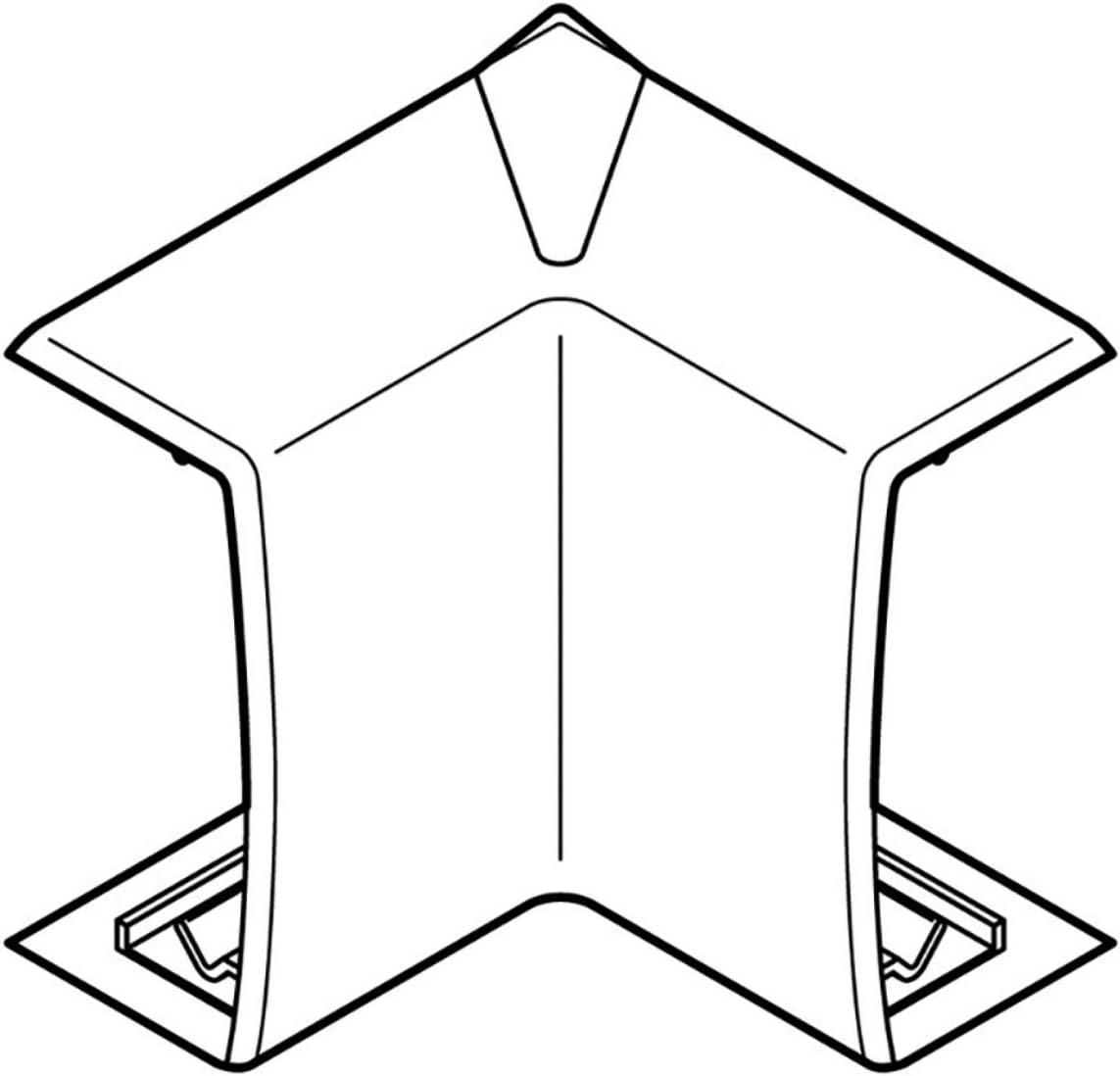 planet wattohm 11582 keva m 50 x 20 angle int/érieur variasouple
