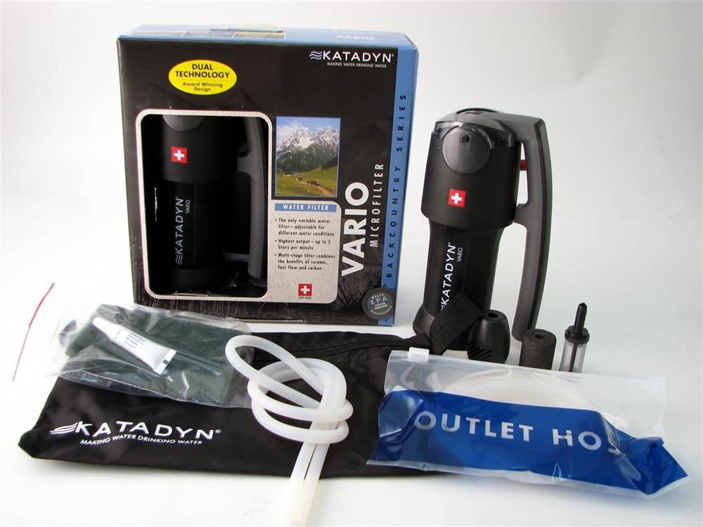 Katadyn Vario Micro Filter