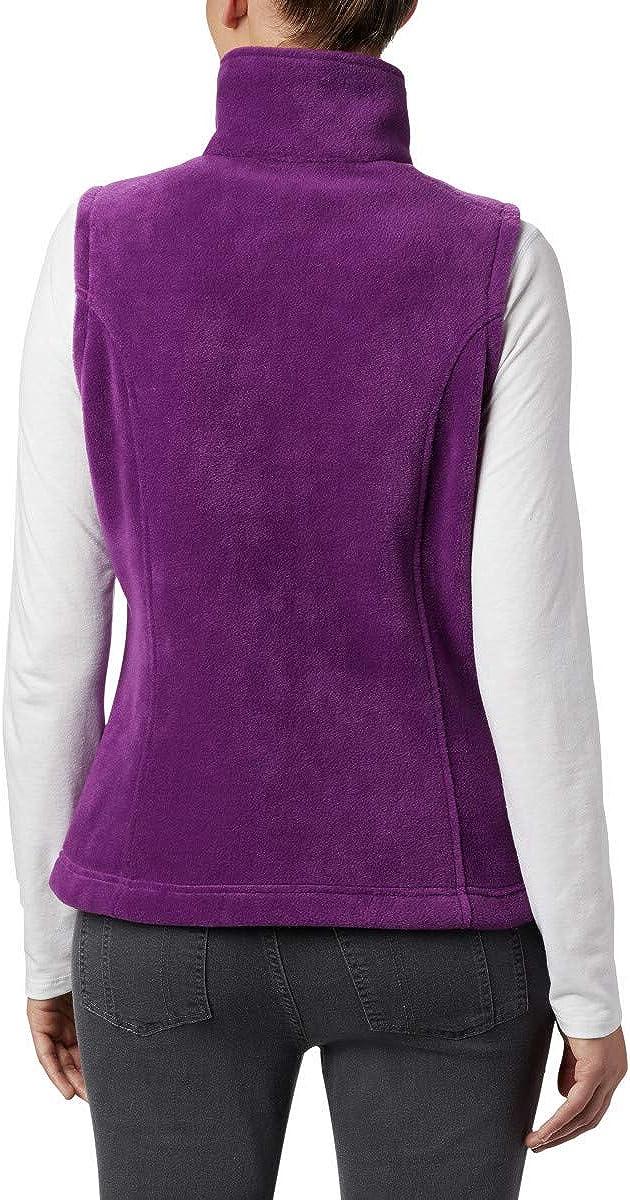 Columbia Women's Benton Springs Vest Fleece Wild Iris