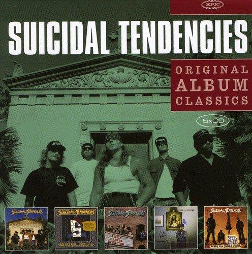 Original Album Classics SUICIDAL TENDENCIES product image