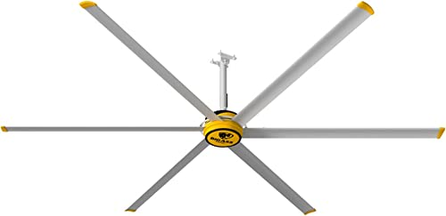Big Ass Fans 3600 12ft Commercial Indoor Ceiling Fan
