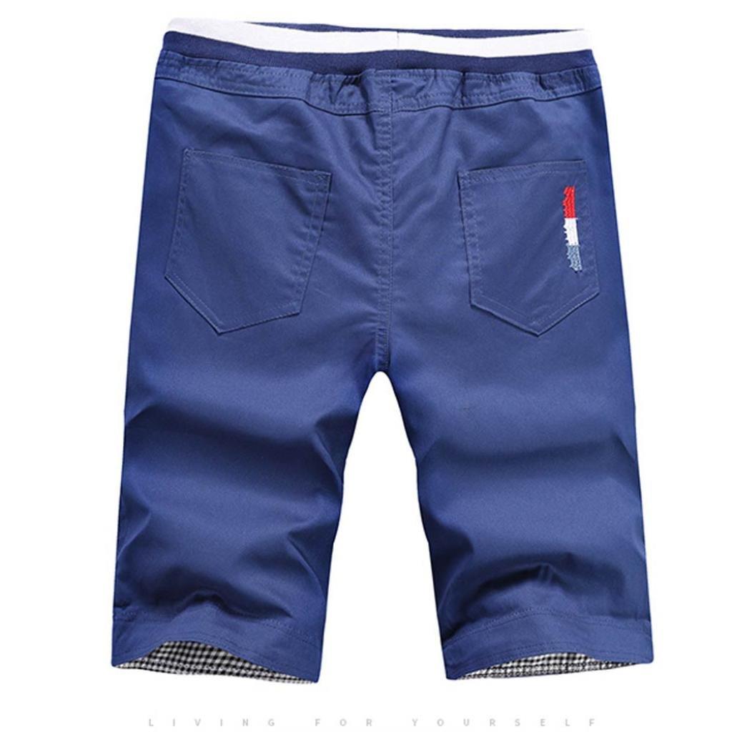 Homebaby - Pantaloncini Uomo Casual e4d904e70861