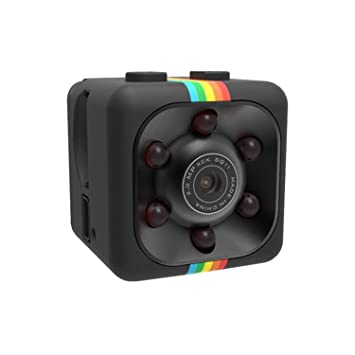 Wekold Mini cámara Oculta Cámara espía 1080 HD Visión Nocturna, cámara de Video Deportiva inalámbrica