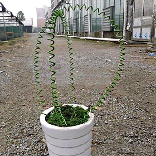 EcoTrellis - Enrejado de jardín para Plantas trepadoras, Soporte ...