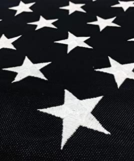 product image for All Star Flags Heavy-Duty American Flag 4x6' -100% Made in The USA- Durable, Long Lasting, Polyester Fabric - Embroidered Stars, Sewn Stripes, 4 Rows of Lock Stitching on The Fly End, High Wind Usage