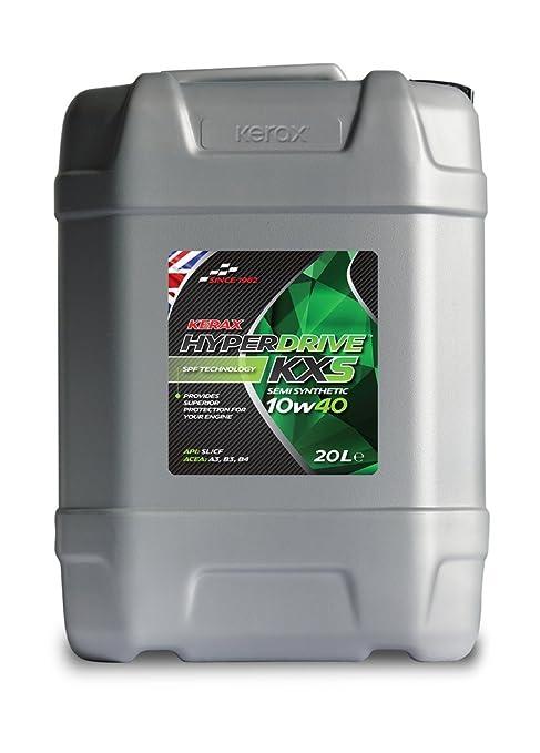 20 litros de aceite de óptima calidad para motores de gasolina y dié