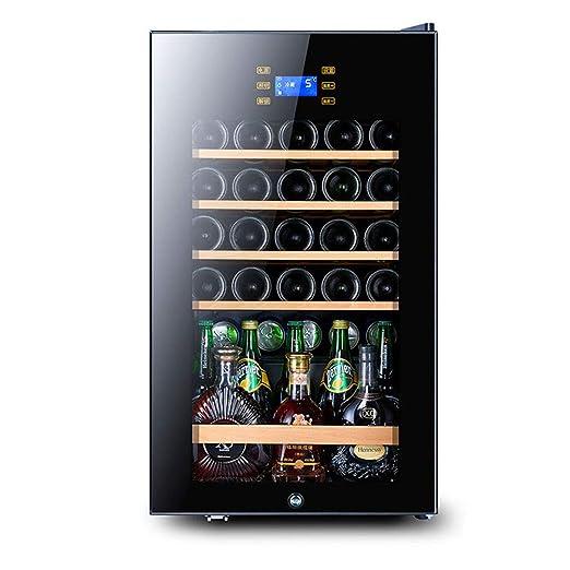 GXFC 33 Botellas Nevera para vinos, Vinoteca de mostrador ...
