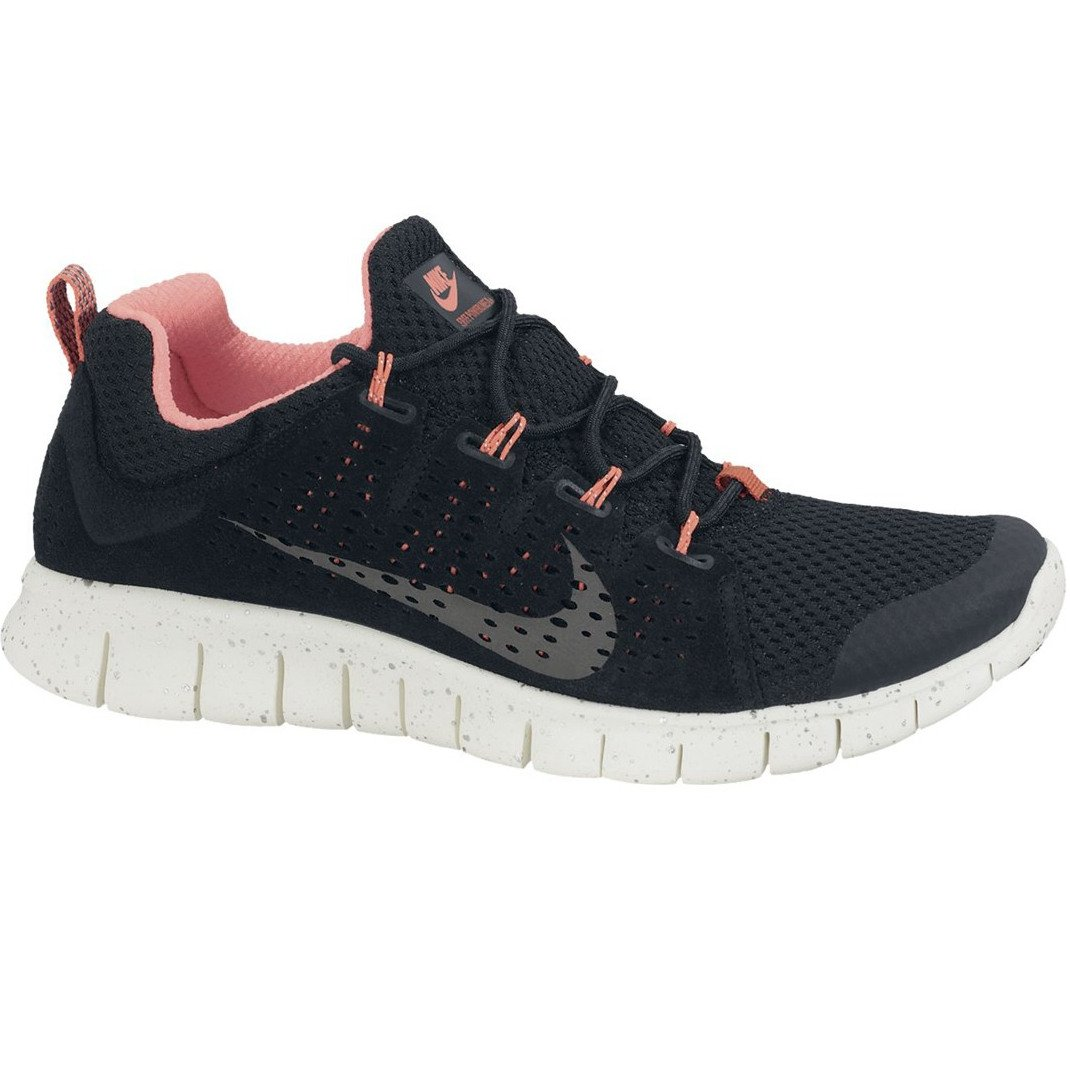 save off 744db 2def0 Amazon.com   Nike Free Powerlines+ 2 LTR, Men s Running Shoes. Black Dark  Grey Sail Metallic Silver. (11)   Road Running