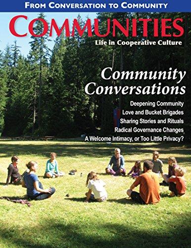 Communities Magazine #164 (Fall 2014) – Community Conversations