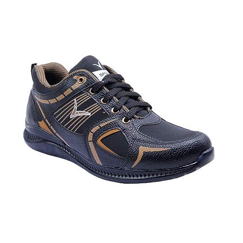 Leather Caual Shoes Black Shoes