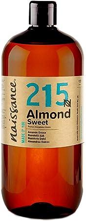 Aceite de almendras dulces 100 % natural, refinado y proviene de Europa.,Se usa para masajes, en aro