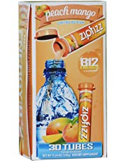 Zipfizz Healthy Energy Drink Mix, 30 Tubes Peach Mango Limited Edition