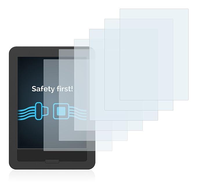 savvies Protector Pantalla Compatible con BQ Cervantes Touch Light ...