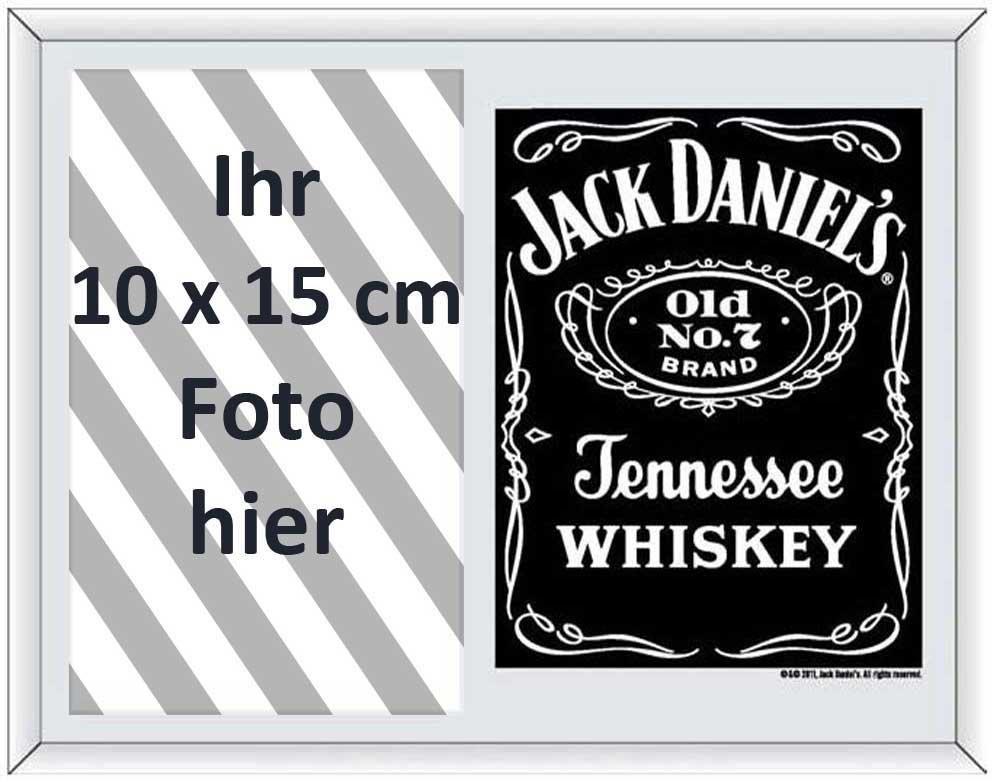 Empire 541857 Jack Daniels Horizontal Black - Espejo serigrafiado ...