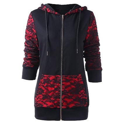 Abrigo elegante y guapo Un solo botón floral Abrigo largo ...