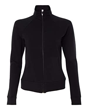Boxercraft Womens Practice Jacket (S89) -BLACK -XS