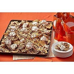 Wilton 2105-0109 Perfect Results Premium Non-Stick Bakeware Mega Cookie Pan