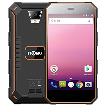 NOMU S10 Pro Outdoor Teléfono 4 G LTE IP68 Resistente al Agua ...