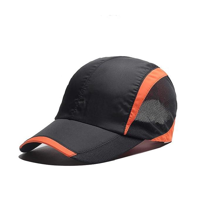 231b891572bc0 SINXE Summer Baseball Cap Quick Dry Cooling Sun Hats Sports Caps Mesh Hat  for Golf Cycling