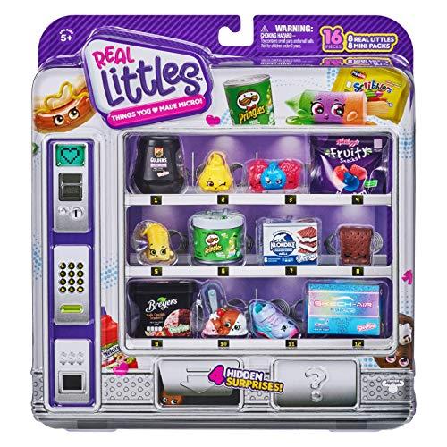 🥇 Shopkins Real Littles Shopper Pack | 8 Real Littles Plus 8 Real Mini Packs