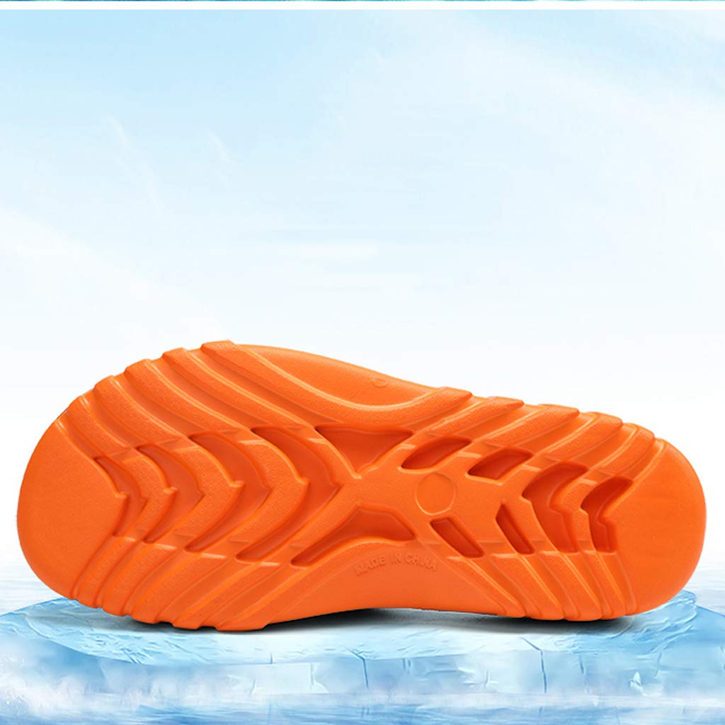 AX-ATG Indoor Home Soft Bottom Slippers Bathroom Bath Non-Slip Slippers Outdoor Leisure Beach Shoes Style 7