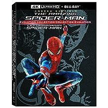 Amazing Spider-Man / Amazing Spider-Man 2 Giftset - 4K UHD/Blu-ray/UltraViolet