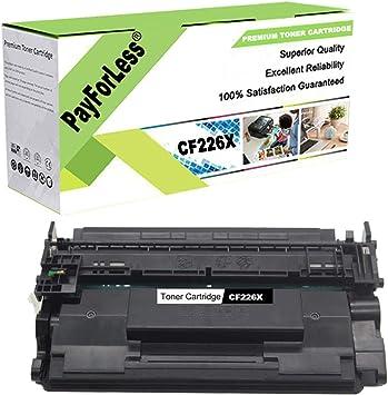 1 PK 26A CF226A Black Toner Cartridge for HP LaserJet Pro M402N M426fdn NON-OEM