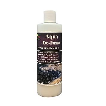Dispensador de agua de en agua característica uso de Hydra Aqua de-foam 250 ml