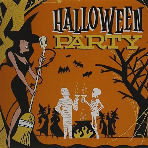 Halloween Party by Janice -