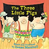 The Three Little Pigs, James Marshall, 0448422883