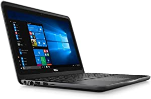 Dell Latitude 3380 business laptop, 13.3in HD Display, Intel Core i3-6006U, 4GB DDR4, 128GB Solid State Drive, Webcam, Windows 10 Pro (Renewed)