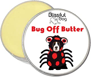 product image for The Blissful Dog Bug Off Butter, Herbal Balm to Banish Biting Bugs from Your Dog