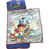 Jake Neverland Pirates Toddler Nap Mat Sleeping Roll