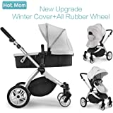 Hot Mom Multi 2 in 1 Buggy with winterkit