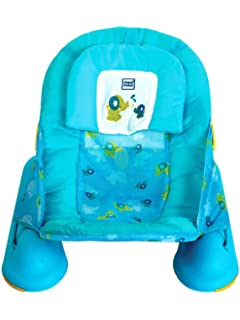 Mee Mee Anti Skid Spacious Baby Bather  Blue Buy Mee Mee Baby Bather  Blue  Online at Low Prices in India  . Mee Mee Baby Bather Online India. Home Design Ideas