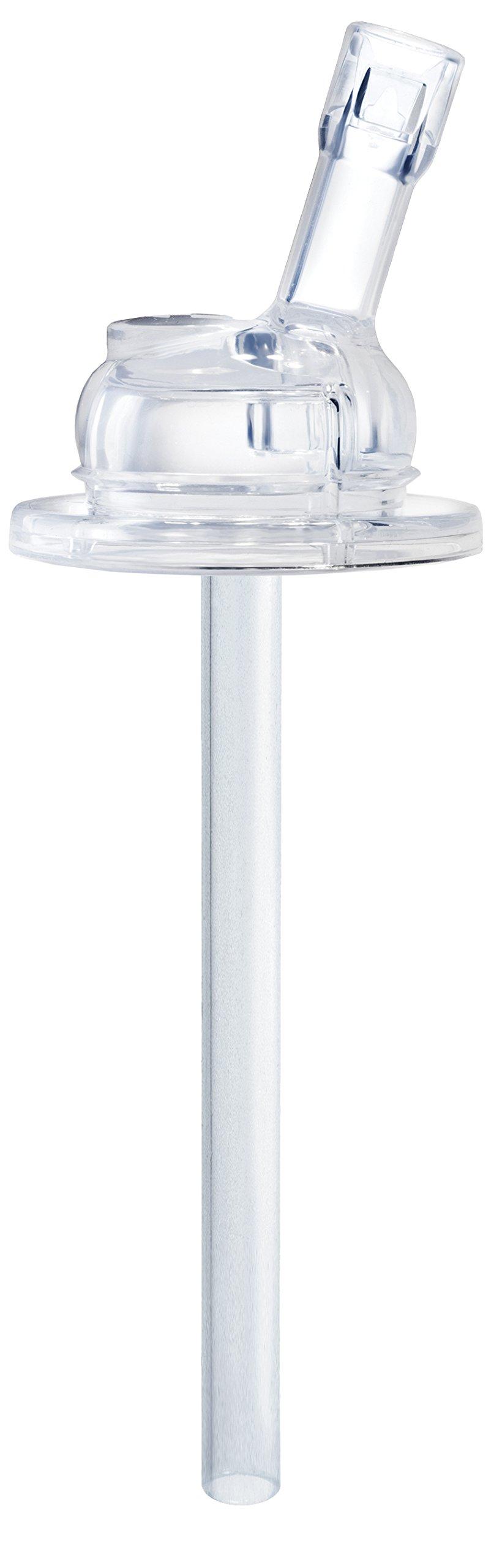 Pura XL Sipper Spout Insulated Sippy Cup - Aqua - 9 oz Plus Silicone Straw