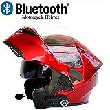 Costrov Motorcycle Bluetooth Multifunction Helmets