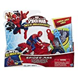 Marvel Ultimate Spider-Man Web Warriors Spider-Man Figure with Spider Speedster Vehicle