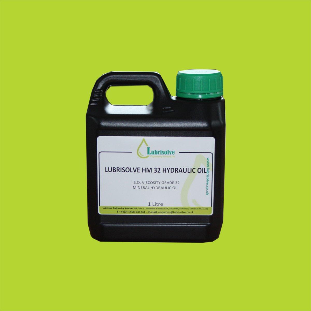 Lubrisolve HM 32 olio idraulico