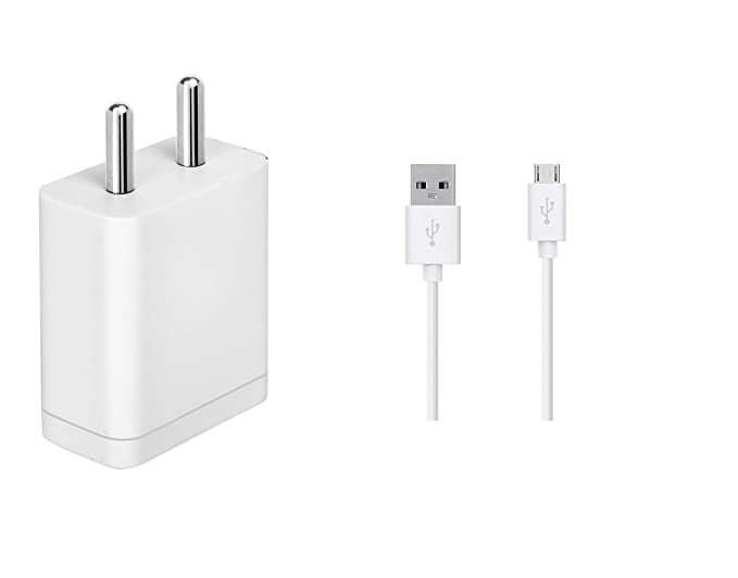 A2Z Shop Fast Mobile Charger for Xiaomi Redmi Note 4  White  Wall Chargers
