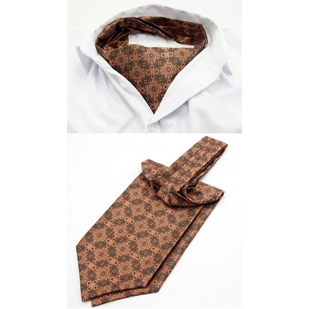 CHAOXIAN Bufanda de cuello doble retro del pañuelo del traje del ...