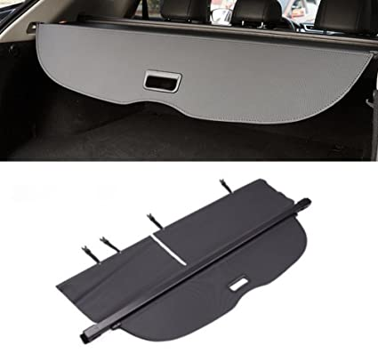Rear Trunk Shade Cargo Cover for 2015-2018 Nissan Murano BLACK 2016