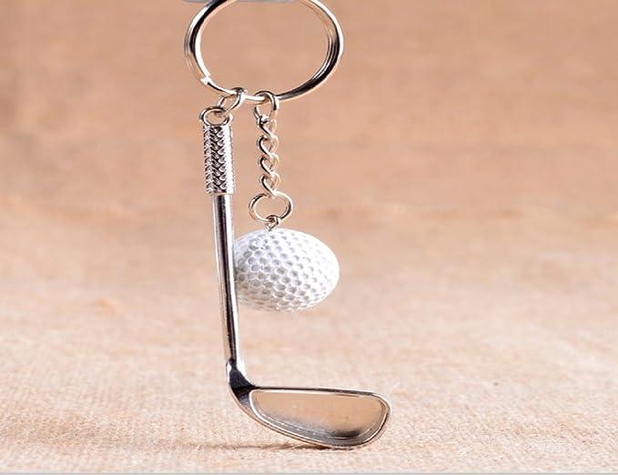 LL-Golf® llaveros palo de golf con bola de golf / regalo ...