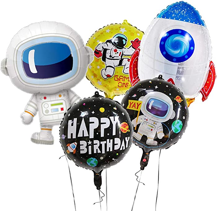 Top 10 Outerspace Birthday Party Decor
