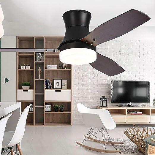 Lámpara de techo con ventilador LED de 42 pulgadas / 52 pulgadas ...