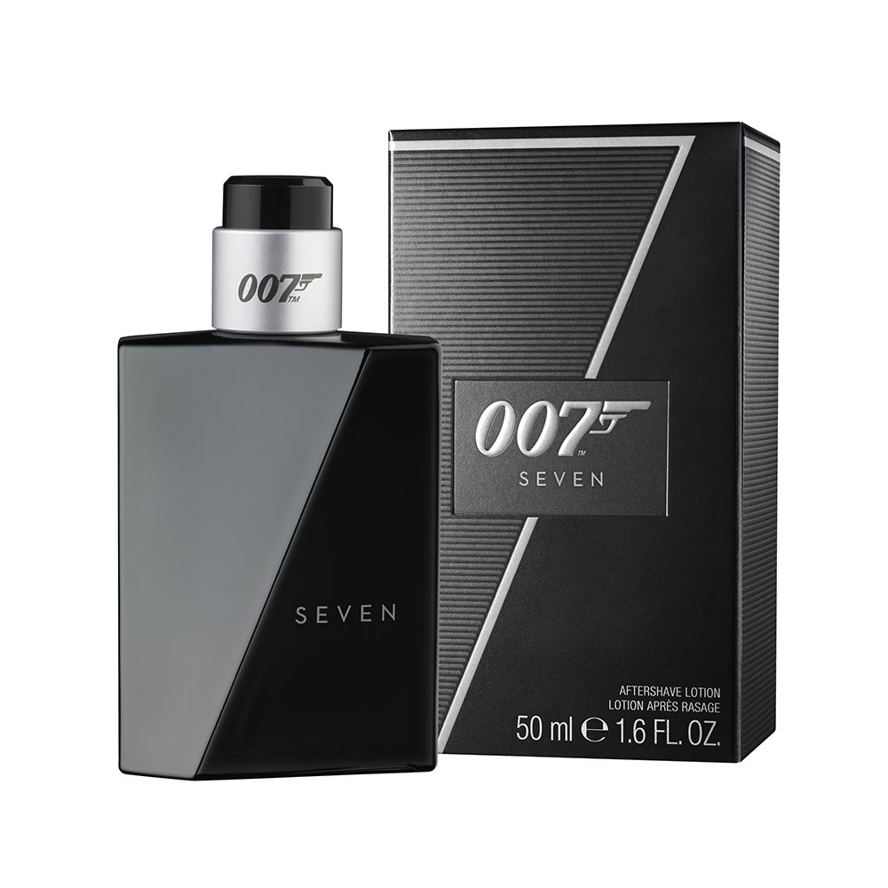 James Bond 007 Seven After Shave Lotion Spray For Him, 50 ml Coty JAMBSEM0505002