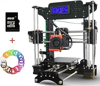 Impresoras 3D, DIY Reprap Prusa i3 kit de impresora de escritorio ...