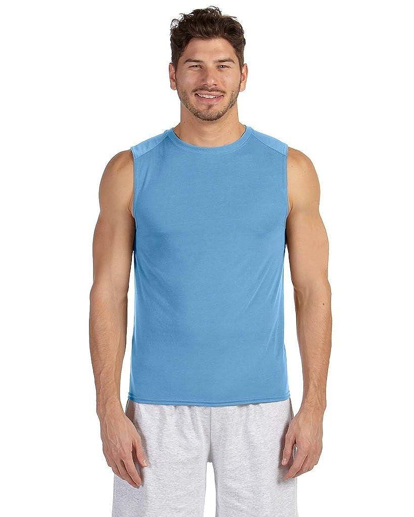 Gildan 42700 Performance Adult Sleeveless T-Shirt at Amazon Men's ...