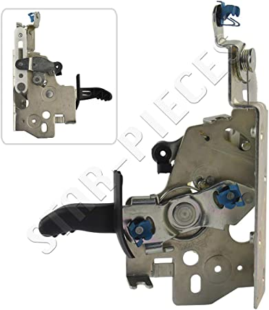 Mecanismo de cerradura de platino para puerta abatible trasera Berlingo y Partner de 1996 a 2008 equivalente a 8726F4.: Amazon.es: Electrónica