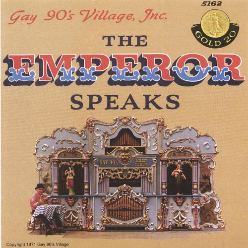 The Emperor Speaks- the World